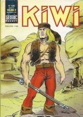 Kiwi -536- Le masque de cuir...