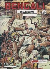 Bengali (Akim Spécial Hors-Série puis Akim Spécial puis) -Rec57- Album N°57 (du n°119 au n°121)