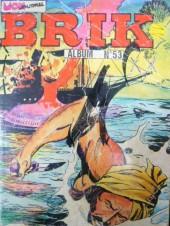 Brik (Mon journal) -Rec53- Album N°53 (du n°194 au n°196)