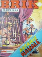 Brik (Mon journal) -Rec60- Album N°60 (du n°215 au n°217)
