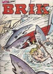 Brik (Mon journal) -Rec46- Album N°46 (du n°173 au n°175)