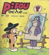 Pifou (Poche) -33- N°33