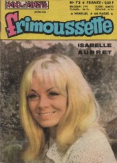 Frimoussette -73- Suzon : La soucoupe volante