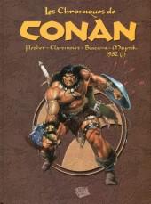 Les chroniques de Conan -13- 1982 (I)