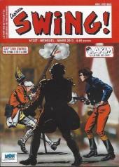 Capt'ain Swing! (2e série) -227- Par le plomb, le feu et la corde...
