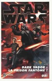 Star Wars - Comics magazine -5B- Dark Vador : la Prison fantôme !