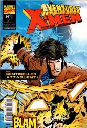 X-Men Aventures -4- Les sentinelles attaquent!