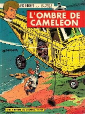 Ric Hochet -4a74- L'ombre de cameleon