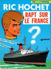 Ric Hochet -6a74'- Rapt sur le france