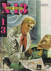 X-13 agent secret -424- Portrait d'un colonel