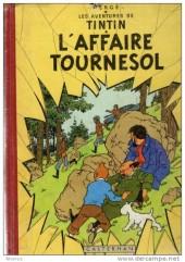 Tintin (Historique) -18B31- L'affaire Tournesol