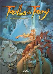 Trolls de Troy -17- La Trolle impromptue
