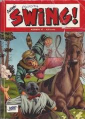 Capt'ain Swing! (2e série) -Rec47- Album N°47 (du n°140 au n°142)