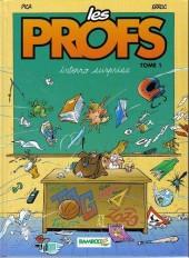 Les profs -1a2006- Interro surprise