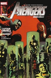 Avengers Hors série (The) -2- Captain America & Black Widow : bienvenue dans le Multivers