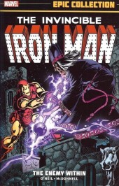 Iron Man Vol.1 (Marvel comics - 1968) -INT- The Enemy Within