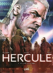 Hercule (Morvan/Looky) -2- Les Geôles d'Herne