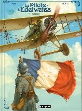 Le pilote à l'Edelweiss -3- Walburga