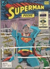 Superman (Poche) (Sagédition) -104- Le jour où la terre mourut