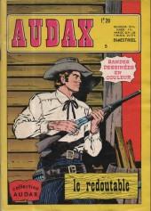 Audax (3e Série - Arédit) (1970) -5- Le redoutable