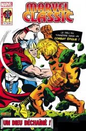 Marvel Classic (1re série) -12- Un Dieu déchaîné !