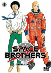 Space Brothers -1- Tome 1