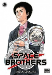 Space Brothers -2- Tome 2