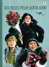 Steve Severin (Les aventures de) -7- Des roses pour Mata-Hari
