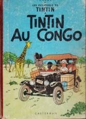 Tintin (Historique) -2B31- Tintin au congo
