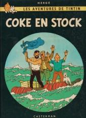Tintin (Historique) -19B42- Coke en Stock