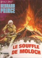 Bernard Prince -10b1989- Le Souffle de Moloch