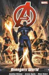 Avengers Vol.5 (Marvel comics - 2013) -INT01- Avengers world