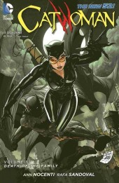 Catwoman (2011) -INT03- Death of the family