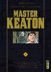 Master Keaton (Édition Deluxe) -4- Volume 04
