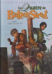 Les quatre de Baker Street -1FL- L'affaire du rideau bleu