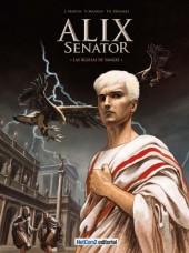 Alix Senator (en espagnol) -1- Las Águilas de Sangre
