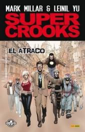 Super Crooks (en espagnol) -1- El Atraco