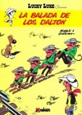 Lucky Luke Classics (en espagnol - Ediciones Kraken) -3- La Balada De Los Dalton