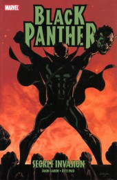 Black Panther Vol.4 (Marvel - 2005) -INT08- Secret Invasion