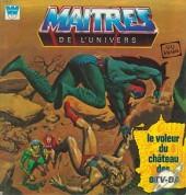 Maîtres de l'univers (Whitman-France) -1- Le voleur du château des ombres