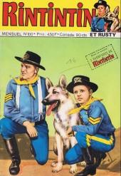 Rin Tin Tin & Rusty (2e série) -100- Eau de feu et poudre d'or