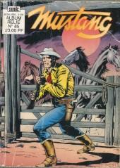 Mustang (Semic) -Rec85- Album relié N°85 (du n°254 au n°256)