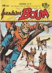 Aventures BOUM -55- La Lutte pour l'Indiana