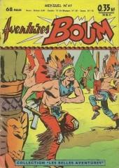 Aventures BOUM -47- N° 47