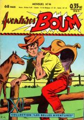 Aventures BOUM -46- N° 46