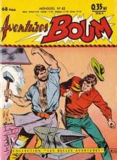 Aventures BOUM -43- N° 43