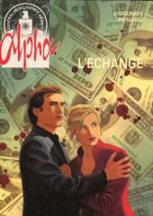 Alpha (Renard/Mythic/Jigounov/Lamquet) -1Pub2- L'échange