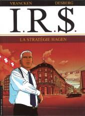 I.R.$. puis I.R.$ -2a2010- La stratégie Hagen
