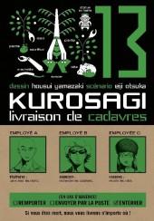 Kurosagi, livraison de cadavres -13- Volume 13