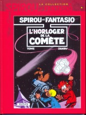 Spirou et Fantasio - La collection (Cobra) -38- L'horloger de la comète